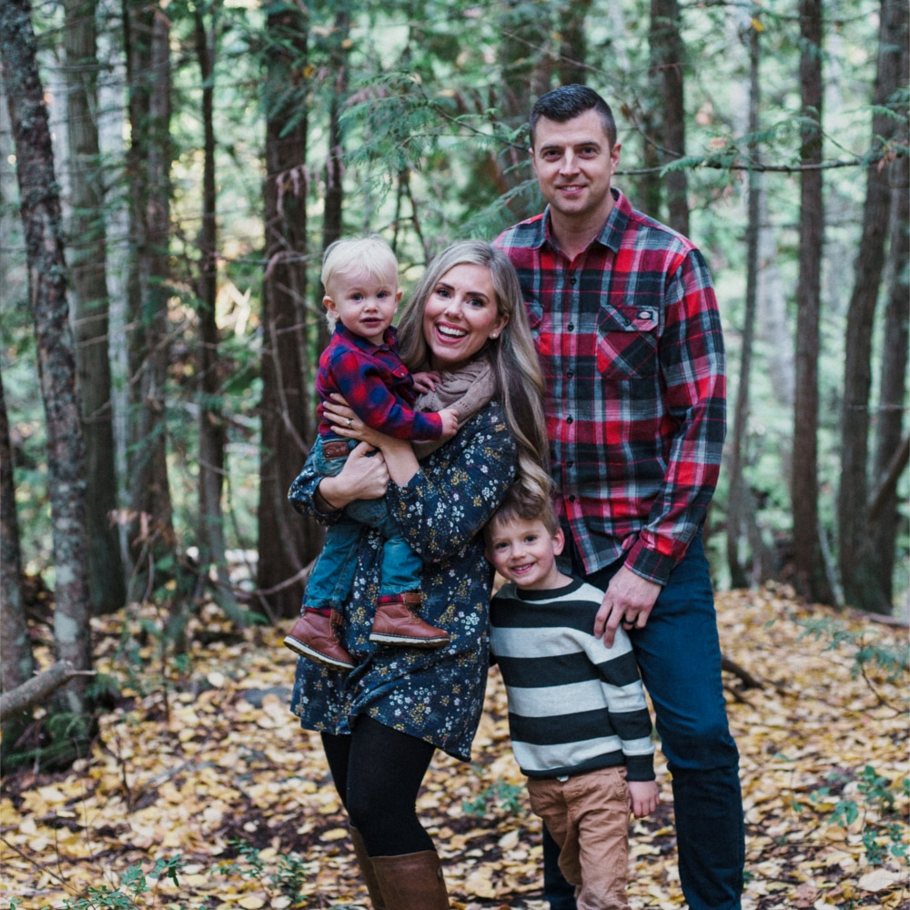 Dr Anthony Berdan - Vernon Dental Centre - Berdan Family Picture